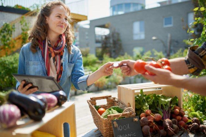 Ekologické trhovisko oslávilo vo štvrtok 14. júna svoje 5. narodeniny. Aj tento rok sa súťažilo o bicykel