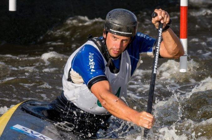 Aktualizované: Fantastický Slafkovský vybojoval na pretekoch Svetového pohára vo vodnom slalome striebro