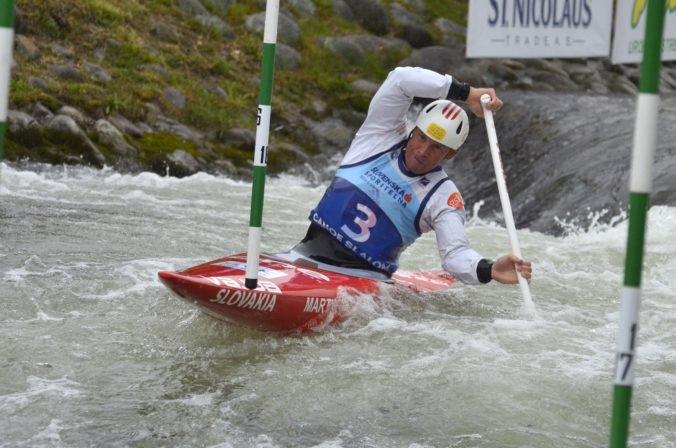 Finále Svetového pohára vo vodnom slalome bude aj so slovenským triom, Mirgorodský sa dotrápil