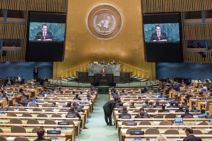 Island zaujme voľné miesto po USA v Rade Organizácie Spojených národov pre ľudské práva