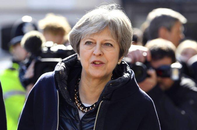 Extrémista plánoval vraždu britskej premiérky Theresy Mayovej