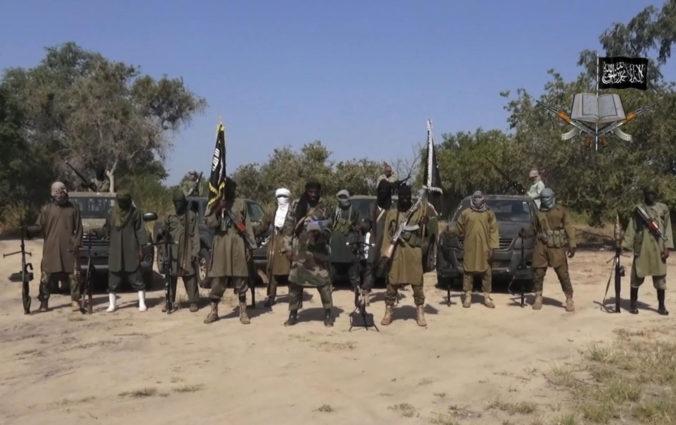 V Nigérii zatkli lídrov a bojovníkov extrémistickej skupiny Boko Haram zodpovedných za únos školáčok