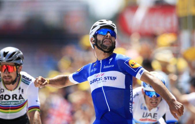 7580d6a4e5864 Najväčší Saganov súper nedokončí Tour de France, nezvládol kráľovskú alpskú  etapu