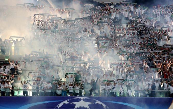 Titul v poľskej futbalovej lige obhajuje Legia Varšava, v kádroch je 13 Slovákov