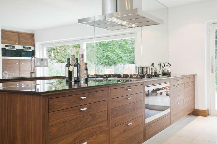 Nové kuchyne zariadené v modernom štýle