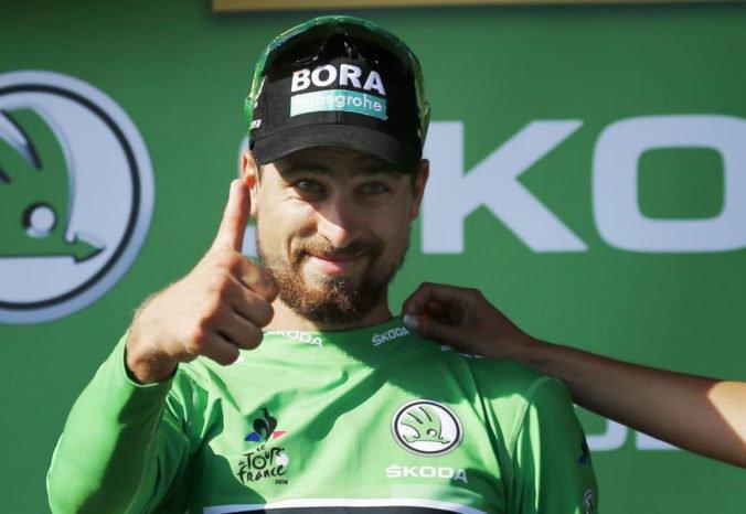 Peter Sagan aj po Tour de France ostal lídrom UCI WorldTour aj UCI World