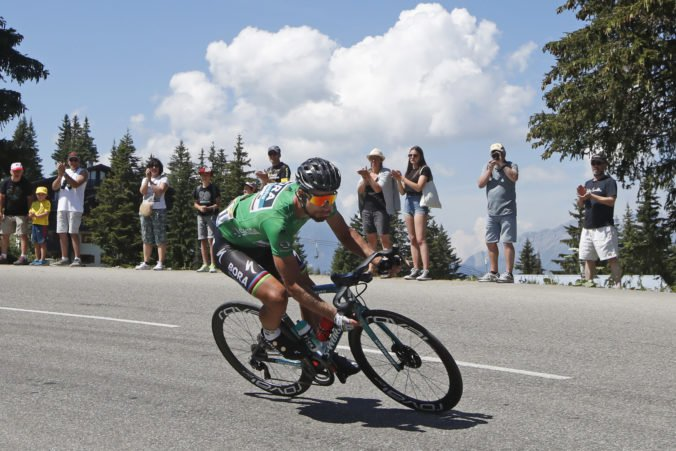 Peter Sagan je aj po Klasike San Sebastián lídrom cyklistických rebríčkov UCI World a WordlTour