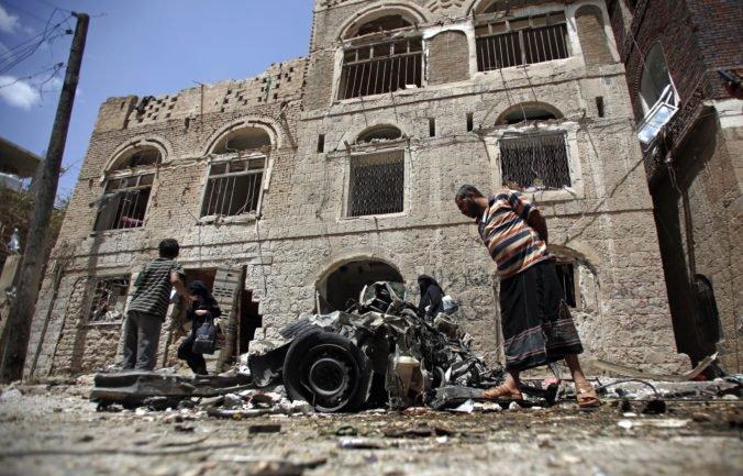 Pri útoku koalície na trhovisko v meste Saada zomreli desiatky ľudí, medzi nimi bolo aj 29 detí