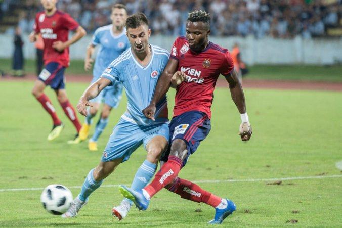 Slovan po víťazstve nad Rapidom ide za svojím snom, tréner Ševela pochválil skvelých fanúšikov