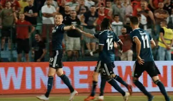 Video: Denis Vavro strelil jeden z najkrajších gólov kariéry, zarmútil extrénera Trnavy El Maestra