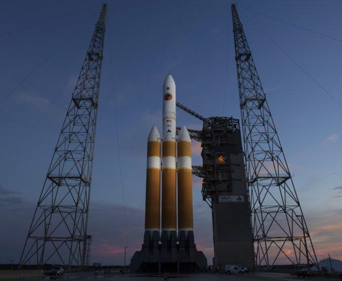 NASA odložila štart rakety so sondou smerujúcej k Slnku, tesne pred odpálením sa objavil problém
