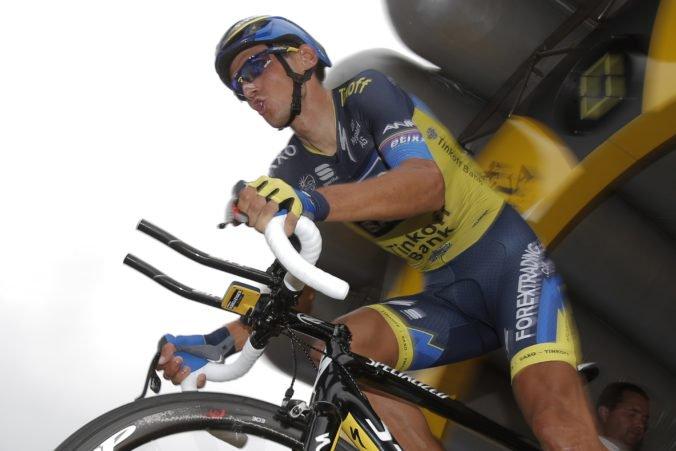 Český cyklista Roman Kreuziger opúšťa tím Mitchelton-Scott, namierené má do Južnej Afriky