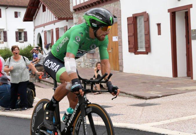 Peter Sagan si aj po podujatí Okolo Poľska drží líderstvo v rebríčkoch UCI World a WorldTour