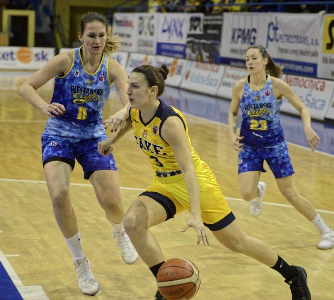 Slovenská basketbalistka Oroszová bude novou posilou Wisly Krakov, zmluva je už podpísaná