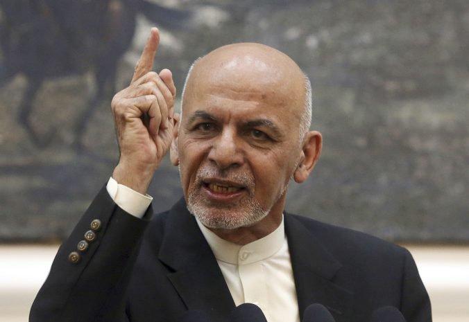 Afganský prezident Ghaní a ruský minister Lavrov odložili mierové rozhovory