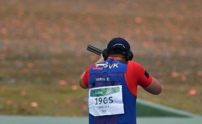 Erik Varga si na svetovom šampionáte vystrieľal striebro aj miestenku na olympiádu