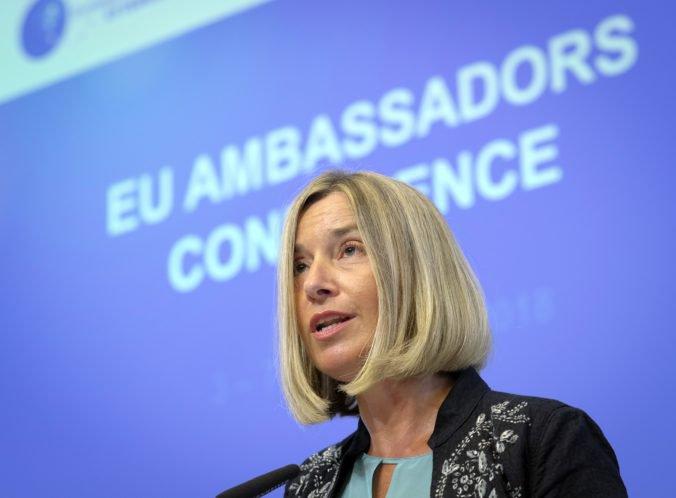 Vo vzťahoch medzi Srbskom a Kosovom nenastal žiadny pokrok, tvrdí šéfka zahraničnej politiky