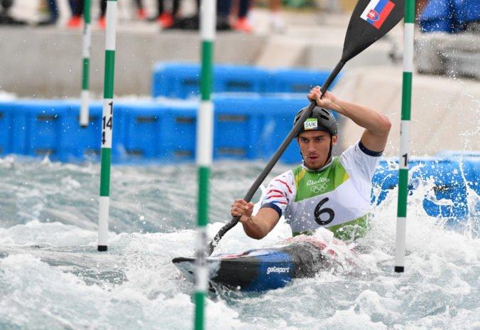 Slovenskí vodnoslalomári nepostúpili do finále, čaká ich príprava na MS v Riu de Janeiro