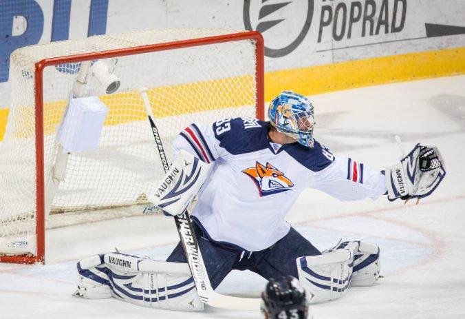 Košečkin vedie historický rebríček produktivity brankárov KHL, o bod menej má bývalý hráč Slovana