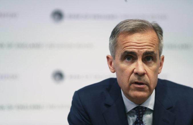 Šéf Bank of England upozornil na dôsledky brexitu bez dohody, klesla by nielen hodnota libry