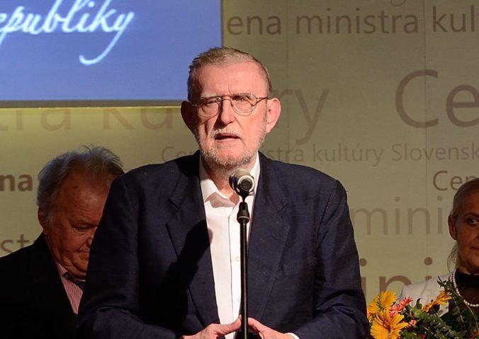 Ľubomír Feldek získal Cenu britského veľvyslanca, zviditeľnil klasickú kultúru Veľkej Británie