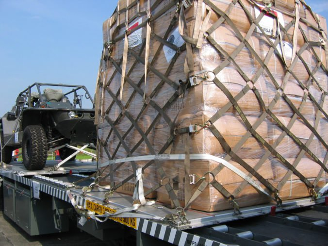 Slovenský balík humanitárnej pomoci začínajú distribuovať v irackých nemocniciach
