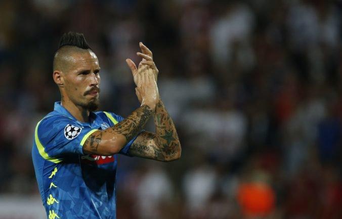 Video: Hamšíkov Neapol zvíťazil v Turíne, Ronaldo gólom ukončil trápenie Juventusu