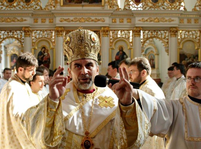 Biskupi vyjadrili podporu vladykovi Chauturovi, ktorý čelí obvineniu zo sexuálneho obťažovania
