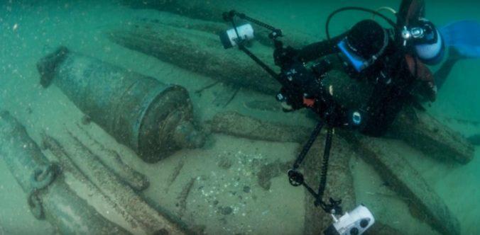 Video: Počas bagrovania našli 400 rokov starý vrak lode, ktorá bola súčasťou obchodu s korením
