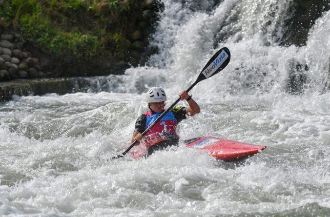 Stanovská s Bátikom obsadili na MS vo vodnom slalome piate miesto, titul ide do Poľska