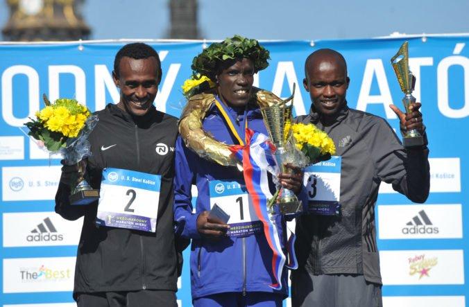 Košický maratón mieru láka rekordnou účasťou. Na štarte uvidíme Tótha, Sahajdu i Afričanov
