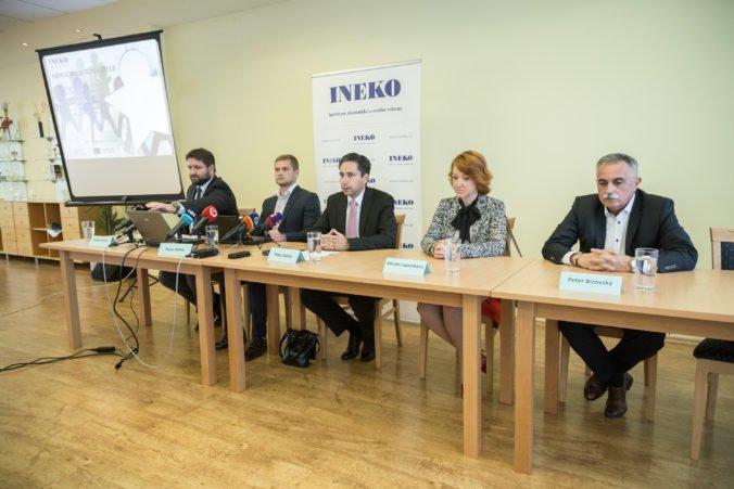 INEKO zverejnil rebríčky najlepších slovenských nemocníc, bodovým skokanom roka je Galanta