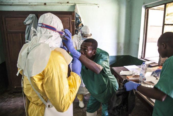 Ebola sa v Kongu naďalej šíri, desiatky prípadov pochádzajú z mesta Beni