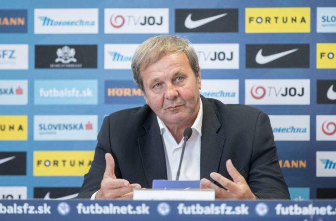 Niečo sa stalo po zápase s Českom, hovorí tréner Kozák o svojom konci v reprezentácii