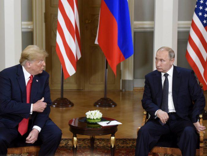 Trump a Putin budú na rovnakom podujatí v Paríži, spoločné stretnutie však neplánujú