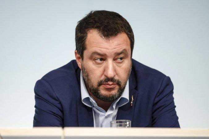 Salvini možno zabojuje o post šéfa Európskej komisie, je známy svojou protiimigrantskou politikou