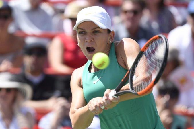 Svetová jednotka Halepová pre zranenie vynechá WTA Finals, je známe meno jej náhradníčky