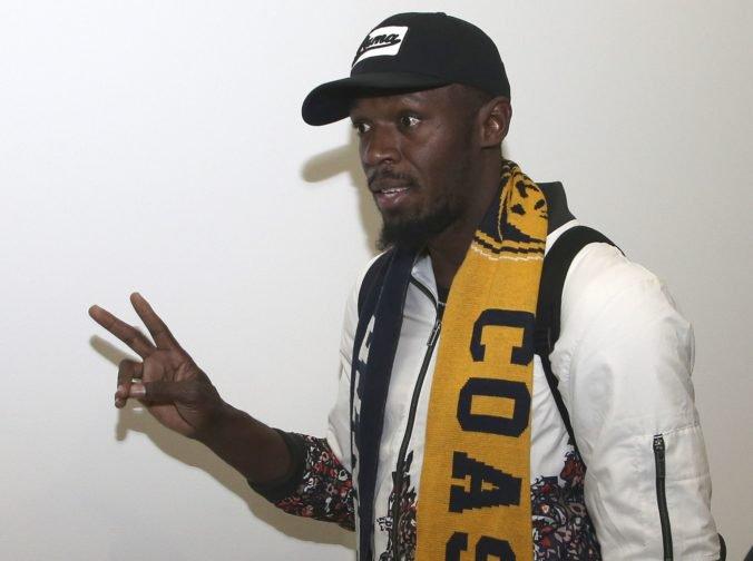 Usain Bolt odmietol ponuku z maltského tímu FC Valletta