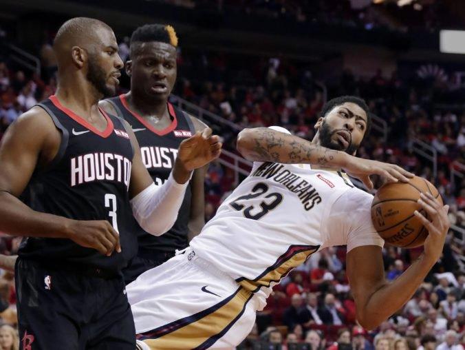 Video: Cleveland bez LeBrona začal sezónu NBA prehrou, doma prekvapujúco neuspel Houston