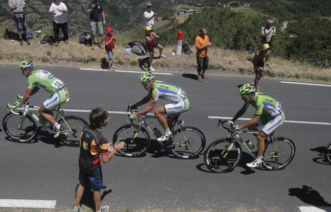 Cyklista Alan Marangoni ukončil kariéru, najlepšie roky zažil s Petrom Saganom