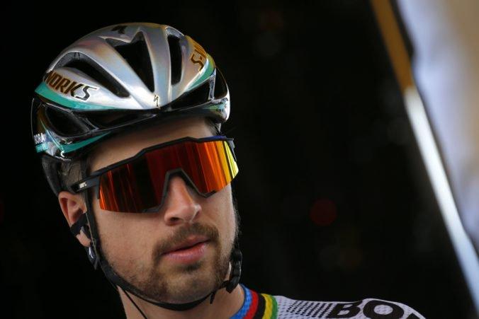 Tri časovky, horská chuťovka a záver vo Verone. Prestížne preteky Giro d'Italia možno aj so Saganom