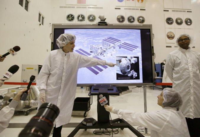 Na vesmírnej stanici ISS musia riešiť problém, zlyhal jeden z troch počítačov