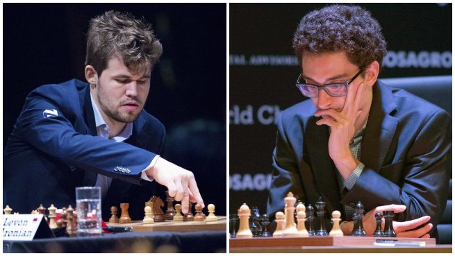 O titul majstra sveta v šachu si to rozdajú dvaja najlepší hráči súčasnosti