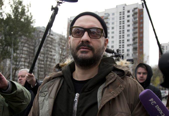 Ruského režiséra Serebrennikova obviňujú zo založenia zločineckej skupiny, ten sa bráni