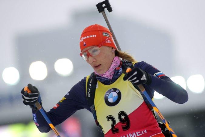 Nedostatok snehu poznačil prípravu Kuzminovej vo švajčiarskom Lenzerheide