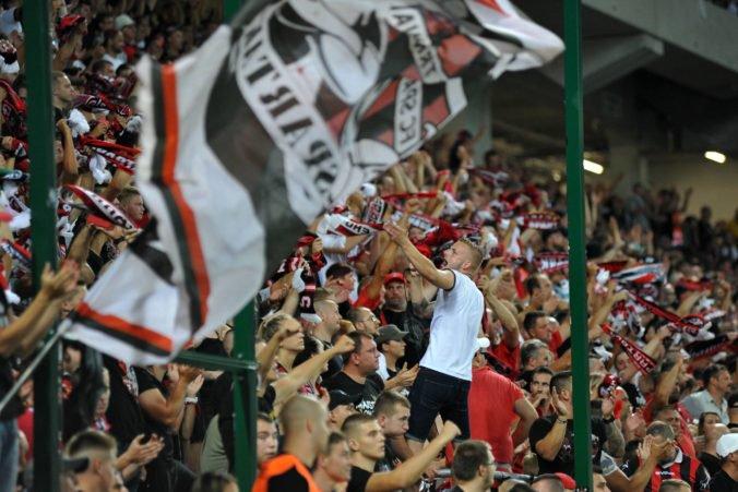 Priaznivcov Spartaka Trnava mali napadnúť fanúšikovia gréckeho futbalového tímu PAOKu Solún
