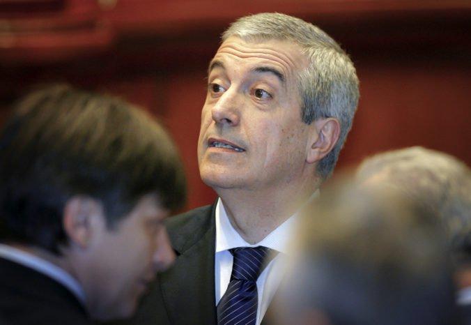 Rumunské úrady požiadali Senát o zbavenie imunity expremiéra, chcú ho vyšetrovať pre úplatky