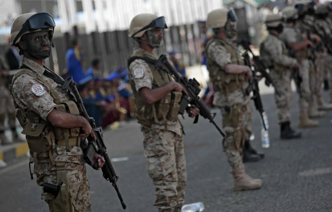 Video: Amnesty International žiada ochranu civilistov, húsíovia ich chcú použiť ako ľudské štíty
