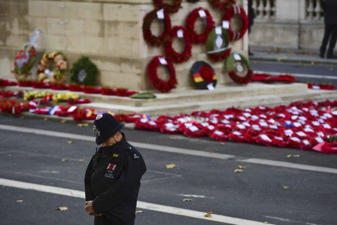 Výročie skončenia prvej svetovej vojny si pripomenuli spomienkovými podujatiami aj v Londýne