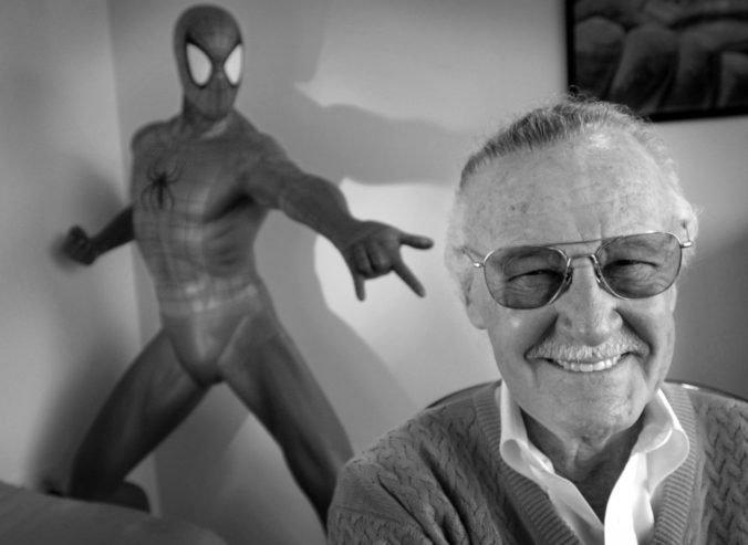Zomrel slávny tvorca komixov Stan Lee. Je autorom Spider-Mana, Hulka alebo X-Mena